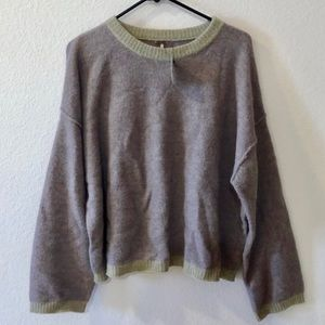 FP cashmere sweater